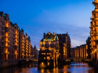 Hafencity und Speicherstadt