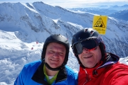 Am Hochfleiss ... 2902 m