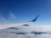Hin- und Rückflug