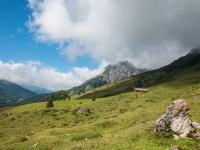 4 Hütten Wanderung