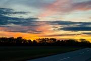 Woche 50 - Sonnenuntergang