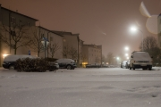 Woche 2 - Schneefahrbahn