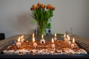 Woche 12 - Happy Birthday