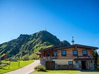 Horn-Gipfel-Höhenweg am Kitzbüheler Horn
